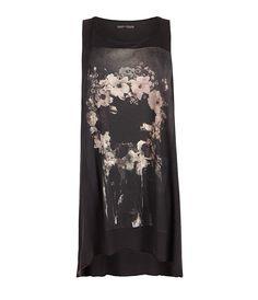 Wreathed Vest, Women, Graphic T-Shirts, AllSaints Spitalfields