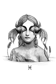 AstroSpirit / Pisces ♓ / Water / Poissons / The Fish