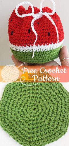 Crochet Bag Pattern Tutorial Coin Purses 51 Ideas For 2019 Coin Purse Pattern, Crochet Coin Purse, Crochet Purse Patterns, Crochet Gloves, Crochet Purses, Knitting Patterns Free, Crochet Beach Bags, Crochet Kids Hats, Crochet Toys
