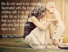 Mom your child NEEDS you.... This post is a beautiful reminder of how and why we must listen with full attention
