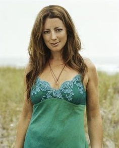 I've been told I look like Sarah McLachlan- what a compliment! SHe's so beautiful, and my favorite artist.