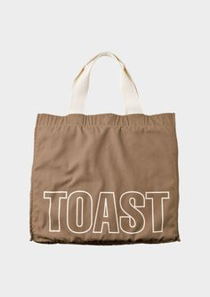100% Organic Bag from Toast