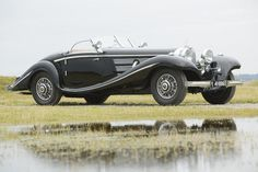 A superb Franz Prahl-built,1935 MERCEDES-BENZ  500K 'SPECIAL ROADSTER'Coachwork in the Style of Sindelfingen  Chassis no. 113688 Engine no. 113688Kommissionsnummer 203108