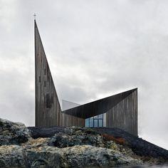 "sixty9degrees: ""Reiulf Ramstad Architects """