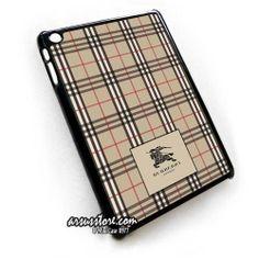 Burberry London Pattern iPad Case , iPad 2 3 4 Case iPad Mini Case