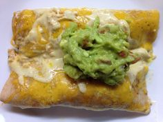 Mrs. Criddles Kitchen - Sour Cream Chicken Enchiladas