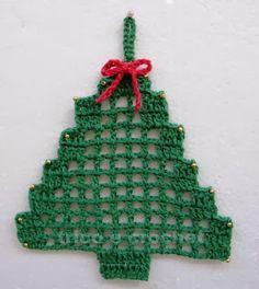 Kötés és horgolás - kötés és horgolás: Karácsonyfa