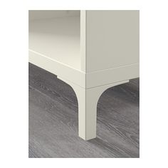 (for use with besta media stand) NANNARP Leg - white - IKEA
