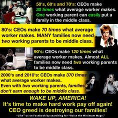 CEO facts #feelthebern