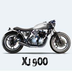 An uber cool retro scrambler style motorbike that transcends its humble 1980's XJ900 origins. Introducing Ragged Moto's Yamaha XJ900 Retro.