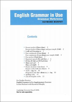 English Grammar in Use Reference  http://khotrithuc.com/591/English-Grammar-in-Use-Reference.html
