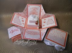 My fascination with paper craft has led me to be a Independent Stampin Up Demonstrator which I now love to create and share with the whole world