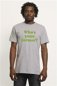 The Sosnicki family believes that farming practices should leave the soil, air, water, plant life, animals, and people healthier and happier. As a proud Toronto-based organic micro farm, they are committed to sustainable agriculture and connecting directly with the consumer. They hope this shirt will inspire people to get to know their farmers to make the healthiest food decisions for themselves and their families