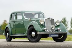 1946 Rover 14 HP Sport Saloon For Sale Retro Cars, Vintage Cars, Antique Cars, Jaguar, Automobile, British Sports Cars, Classy Cars, Old Trucks, Motor Car