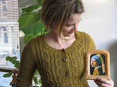 Ravelry: Acer Cardigan pattern by Amy Christoffers