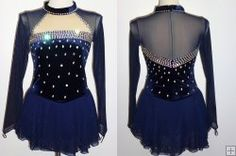 COMPETITION DRESS TS341