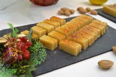 Turrón de yema, receta casera - Cocina familiar
