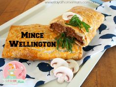 Mince Wellington | Stay at Home Mum