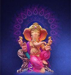 Shri Ganesh Images, Hanuman Images, Ganesha Pictures, Lord Krishna Images, Ganesh Chaturthi Quotes, Ganesh Chaturthi Greetings, Happy Ganesh Chaturthi, Ganesh Idol, Ganesha Art