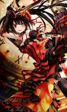 Why Am I Even Watching This Anime Check It Out Though Its Called Date A Live