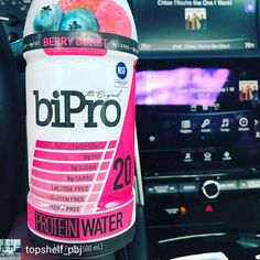 Credit to @topshelf_pbj : So this is a thing now....#protein #proteinwater #bipro #lactosefree #glutenfree #instadumb #instastupid #instagood #breakfast #breakfastporn #food #instadrink #instawtf #instatroll #instatrolls #berry #berries #water #proteinshake #proteins  #hollywoodtapfl #hollywoodfl #hollywoodflorida #hollywoodbeach #downtownhollywood #miami #fortlauderdale #ftlauderdale #aventura #dania #daniabeach #hallandale #hallandalebeach #davie #pembrokepines #miramar @hollywoodtapfl (at…