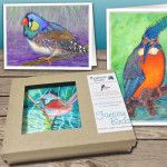 http://ozwildlifestudio.com/product/spring-sonnet-boxed-set-of-8-cards/ $30