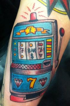 all slots casino flash art tattoos for women