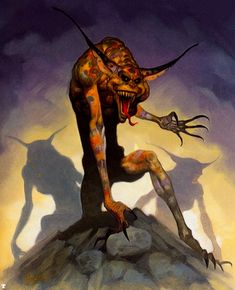 Brom-Demon Horde