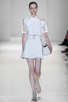 Victoria Beckham Spring 2014 RTW - Runway Photos - Fashion Week - Runway, Fashion Shows and Collections - Vogue