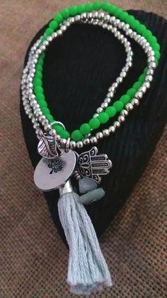 Boho Stacking Bracelet  £10.00