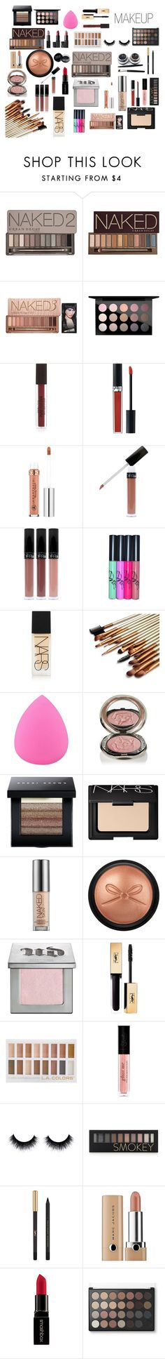 """""""MAKEUP"""" by amp31001 on Polyvore featuring beauty, Urban Decay, MAC Cosmetics, New Look, Christian Dior, NARS Cosmetics, Zodaca, Chantecaille, Bobbi Brown Cosmetics and Ciaté"""