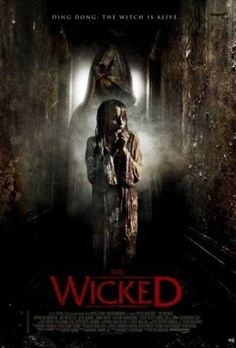 The Wicked: A Group of teenagers test the legend of an immortal witch and get more than they bargained for. Best Horror Movies, Scary Movies, Great Movies, Horror Books, Alfred Hitchcock, Horror Movie Trailers, Dark Fairytale, Gugu, Cinema