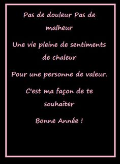 bonne année ! #quotes #inspiration #pixword Christmas And New Year, French Christmas, Nouvel An, Positive Attitude, Happy New Year, Texts, Inspirational Quotes, Positivity, Humor