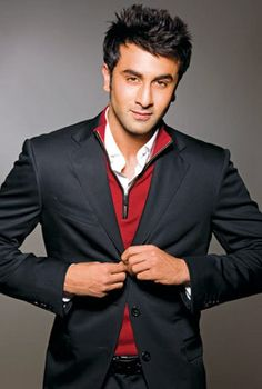 Ranbir Kapoor is the hottest and most eligible bachelor of B-town. Rumored to be dating the most sexy actress of Bollywood - Katrina Kaif, Ranbir's lo. Ranbir Kapoor, Shahid Kapoor, Shraddha Kapoor, Deepika Padukone, Indian Celebrities, Bollywood Celebrities, Rishi Kapoor, Sr K, Bollywood Stars