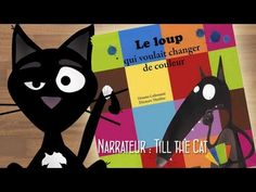 Le loup qui voulait changer de couleur - great to teach the days of the week and colors! French Teaching Resources, Teaching French, French Colors, French Songs, French Kids, French Education, Core French, Teaching Colors, French Classroom
