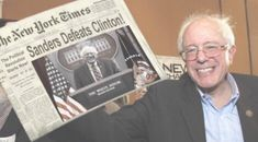 Even though he has endorsed Hillary Clinton, Bernie Sanders is still in the presidential race and may be better positioned than ever to win the Presidency.
