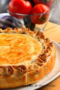 Quiches, Tasty, Yummy Food, Quiche Recipes, Sweet Tarts, Sweet And Salty, Easy Cooking, Love Food, Food To Make