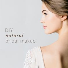 DIY Natural Bridal M