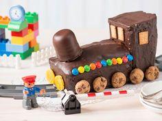 Rezept Eisenbahn-Kuchen