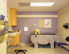 Medical office design  child exam room  http://bestideasnet.com/medical-office-design.html#