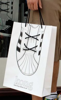 40 Clever and Creative Shopping Bag Designs | Fabulous shopping ...