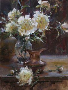 Artist Dan gerhartz | InSight Gallery - Artist: Daniel F. Gerhartz - Title: Copper, Clay and ...