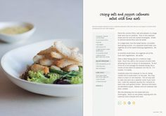 Crispy salt and pepper calamari salad with lime aioli Salt And Pepper Calamari, Low Carb Keto, Summer Recipes, Cabbage, Paleo, Stuffed Peppers, Diet, Vegetables
