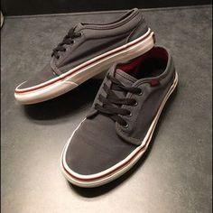Vans E Street Shoes (Hemp) BlackGum $47.00 #vans #estreet