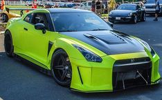 Managed to make it to - one of the best events I've been to with a great cause. Hope to see even more of my friends next year… Nissan Gtr R35, R35 Gtr, Skyline Gtr, Nissan Skyline, Street Racing Cars, Auto Racing, Drag Racing, Liberty Walk, Tuner Cars