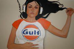 Gulf by Phil Noto Little Girls Dresser, Girl Dresser, Comic Book Artists, Comic Artist, Comic Books Art, Phil Noto, Character Art, Character Design, Hooked On A Feeling
