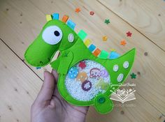 Dinosaur I Spy Bag I Spy I Spy Game Seek and Find Quiet