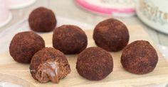 I tartufini cookies alla Nutella sono dei deliziosi dolcetti senza cottura che si preparano in pochissimi minuti e con soli 2 ingredienti!