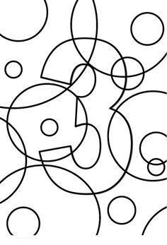 Creative number coloring pages Preschool Painting, Fall Preschool Activities, Numbers Preschool, Learning Numbers, Math Numbers, Preschool Math, In Kindergarten, All About Me Maths, All About Me Preschool Theme