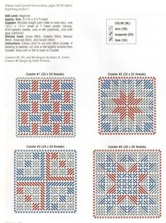 Patriotic-Patchwork-Coasters-2